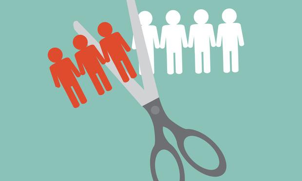 Layoffs-Scissors