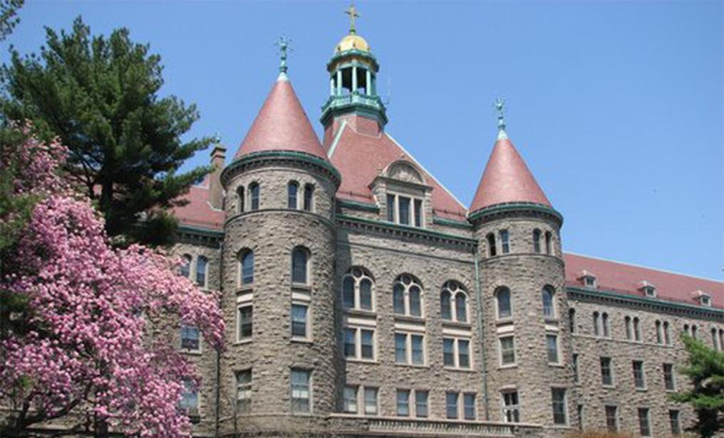 St. Joseph's Seminary in Yonkers.