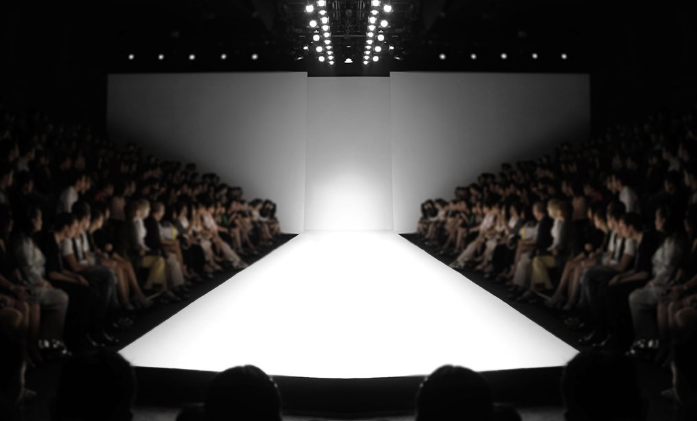 fashion show runway Photo: Kittibowornphatnon via Shutterstock