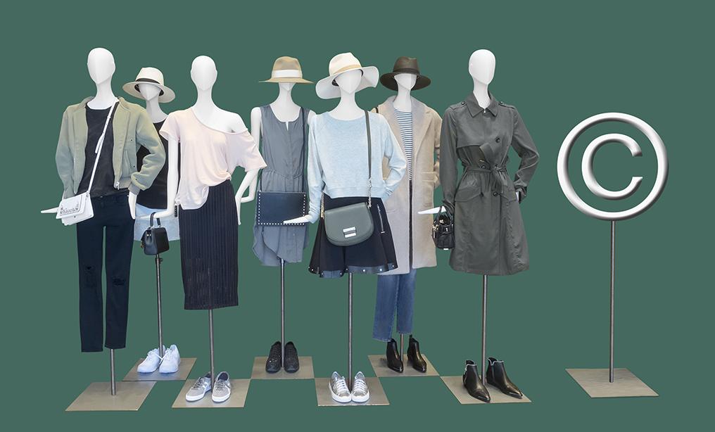 fashion copyright Photo Illustration: Monika Kozak/NYLJ; Modustollens via Shutterstock;