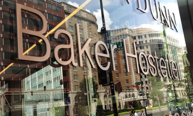 BakerHostetler offices in Washington DC