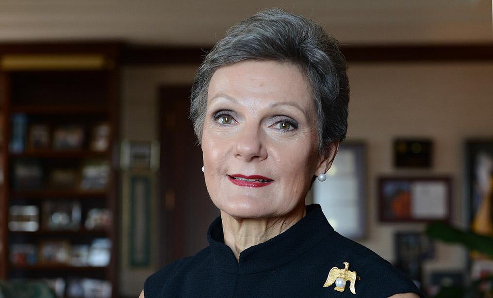 Judge Preska. Photo: Rick Kopstein