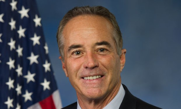 United States Representative Christopher Carl Collins of New York.