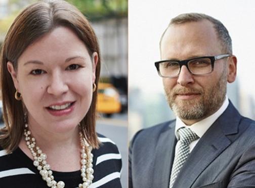 Jennifer King and Steven Andersen