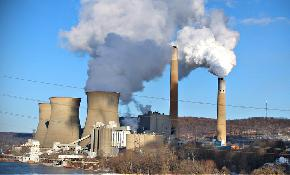 City State Seek to Intervene in Litigation Over EPA Regulation of Greenhouse Gas Emissions From Power Plants