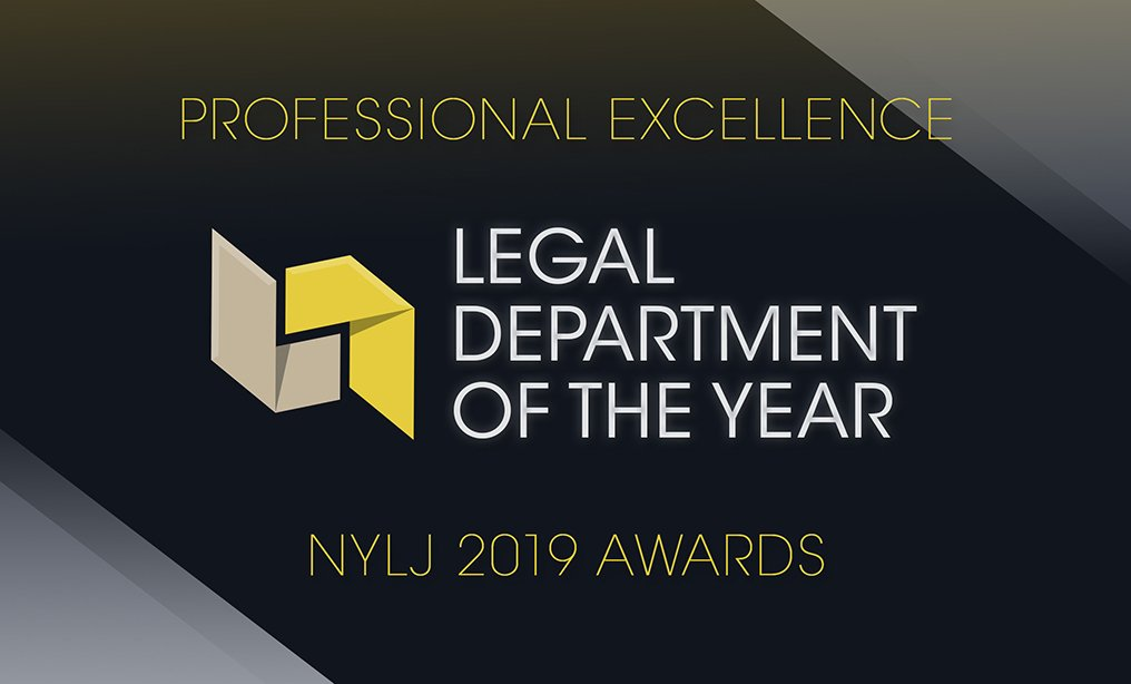 NYLJ_2019_legal-department