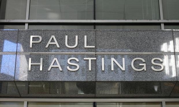 Paul Hastings, Atlanta.