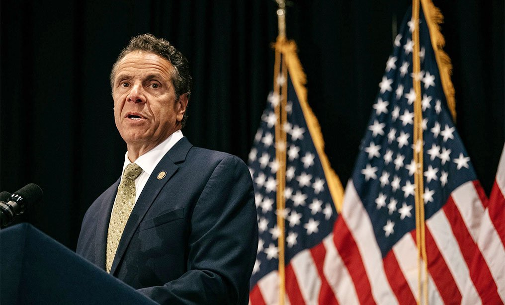 New York Governor Andrew Cuomo. Photo: Scott Heins/Getty Images