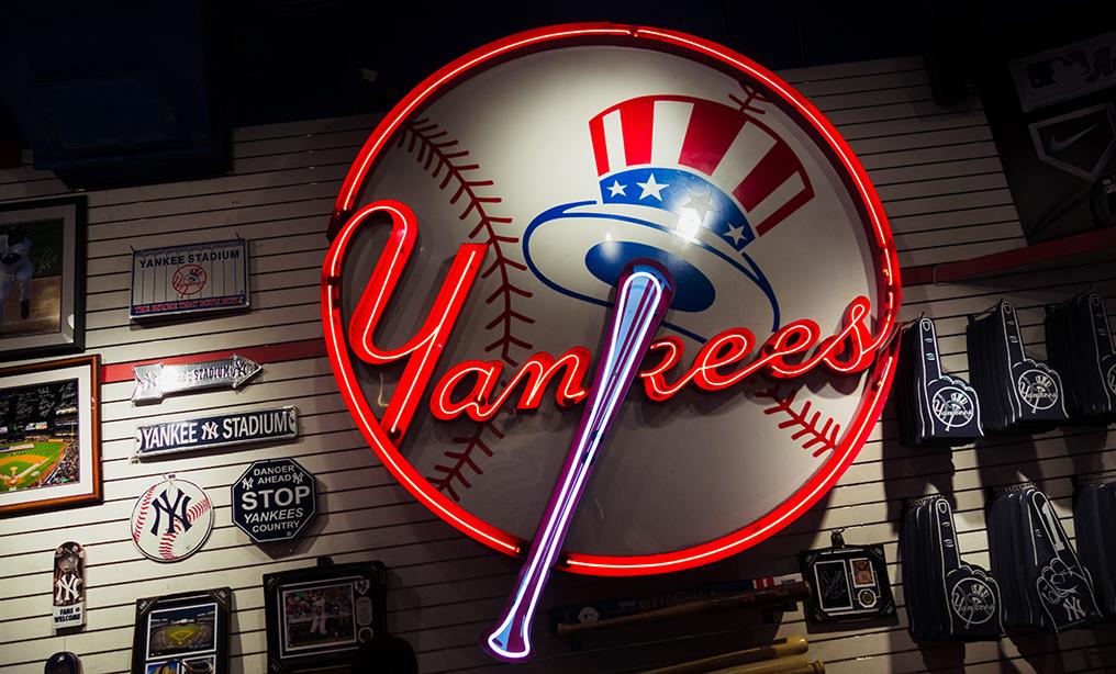 New York Yankees team store in Manhattan. Photo: Manu Padilla via Shutterstock