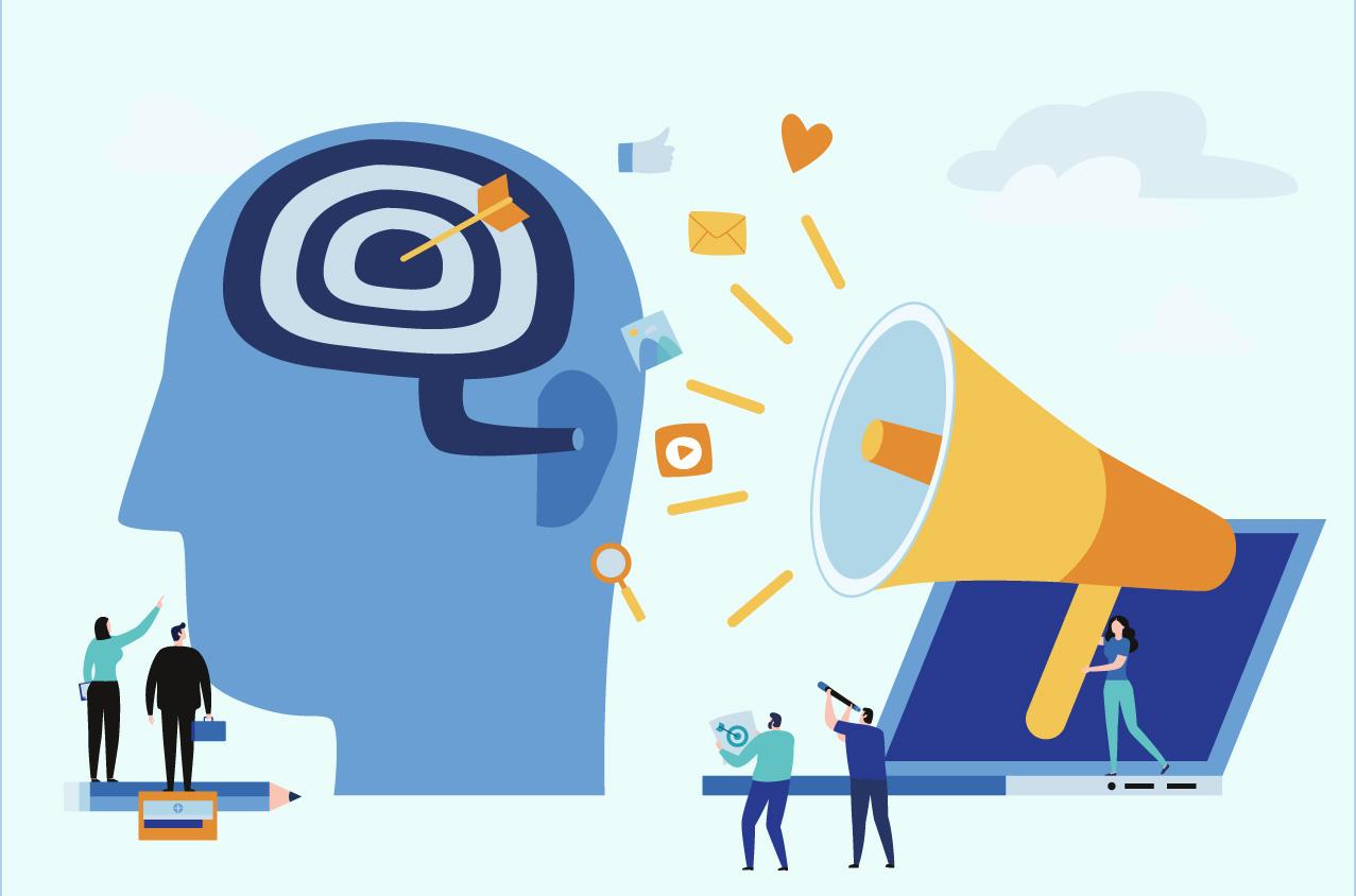 law firm marketing communications megaphone