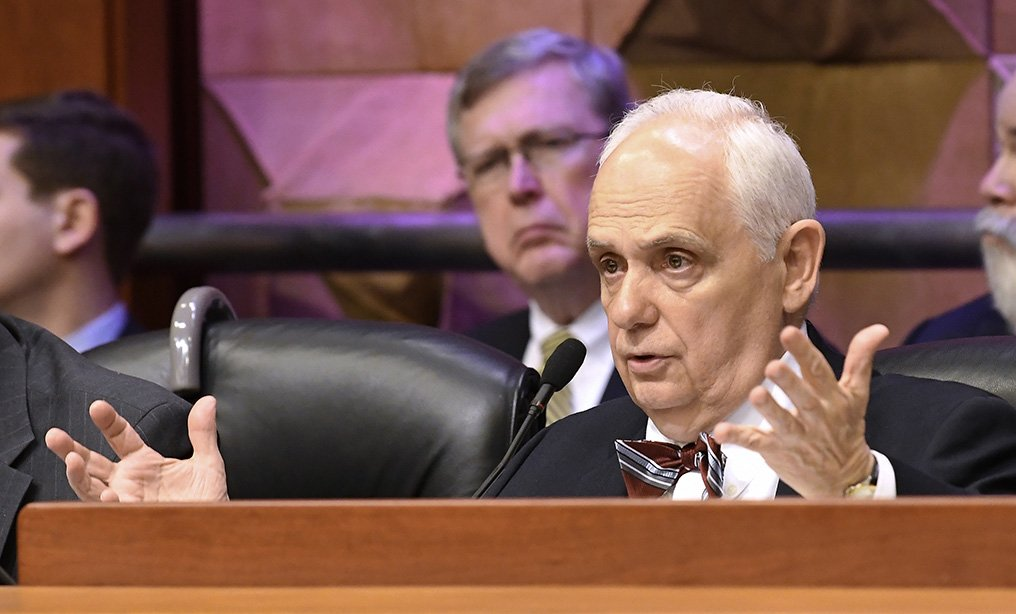 Assemblyman Joseph Lentol. Photo/Hans Pennink/AP