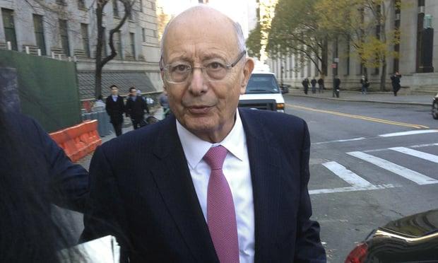 Former U.S. Sen. Alfonse D'Amao. AP photo