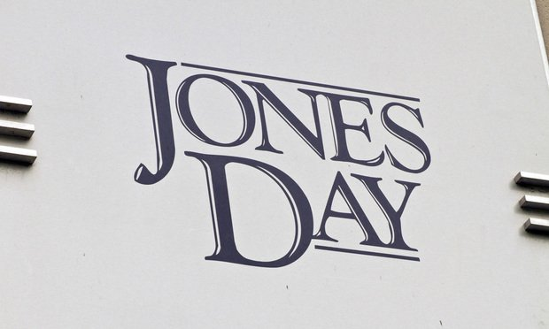 Jones Day sign
