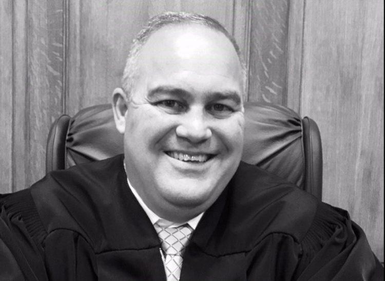 Broome County Supreme Court Justice Eugene Faughnan