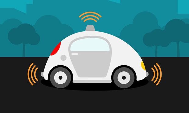Numbers-Driverless-Car
