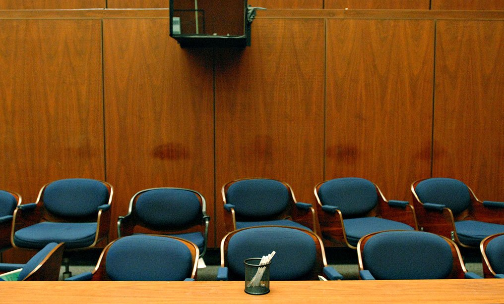 Under state law, defendants in New York City are allowed to be denied a trial by jury if the maximum penalty of a charge is less than six months in jail. Photo: Jamie Rector/Bloomberg News