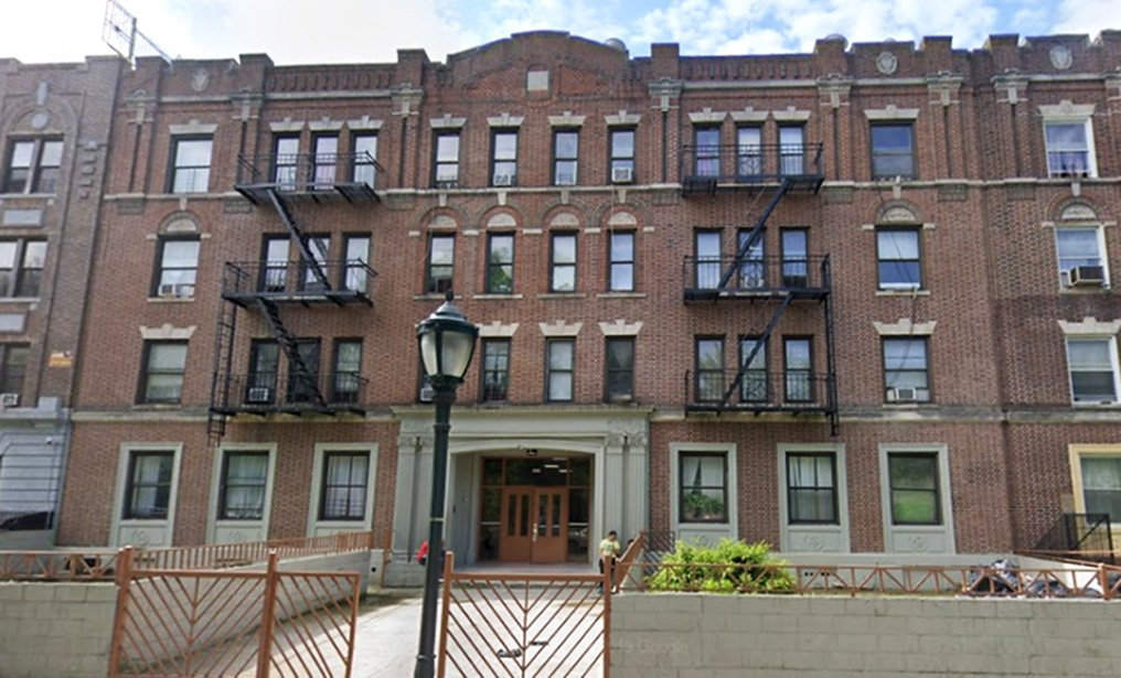 1074 Eastern Parkway. Photo: Google map