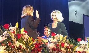 Melinda Katz Sworn In as Queens County District Attorney