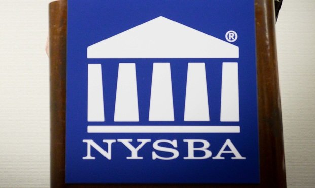New York State Bar Association signage