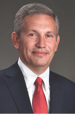 Henry M. Greenberg, President, New York State Bar Association