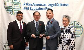 AALDEF Honors Civil Rights Leaders with Justice in Action Award