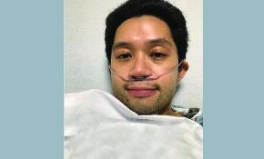 David Lat Battling COVID 19 Speaks From Hospital About Fears Hopes and What People Should Know