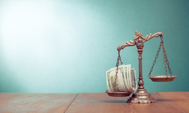 Litigation funding money