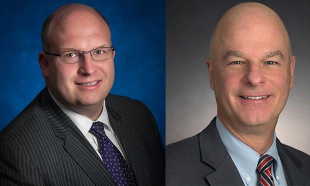 Scott Barbour, left, and Robert Schofield/courtesy photos