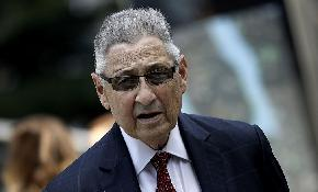 Ruth Bader Ginsburg Denies Stay of Sheldon Silver's Resentencing Pending SCOTUS Appeal