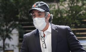 Michael Cohen Released to Home Confinement Because of COVID 19 Concerns