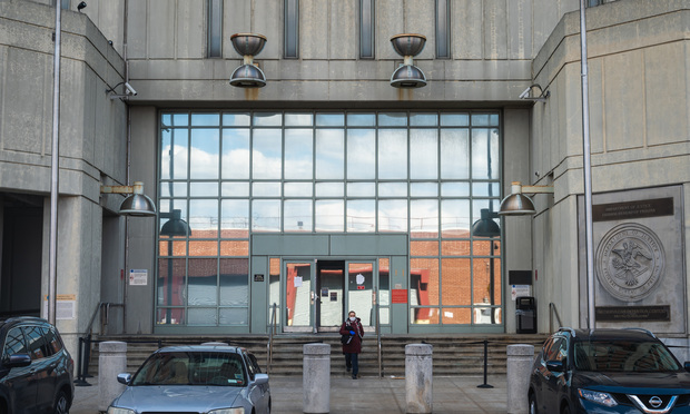Metropolitan Detention Center in Brooklyn