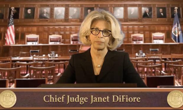 Chief Judge Janet DiFiore