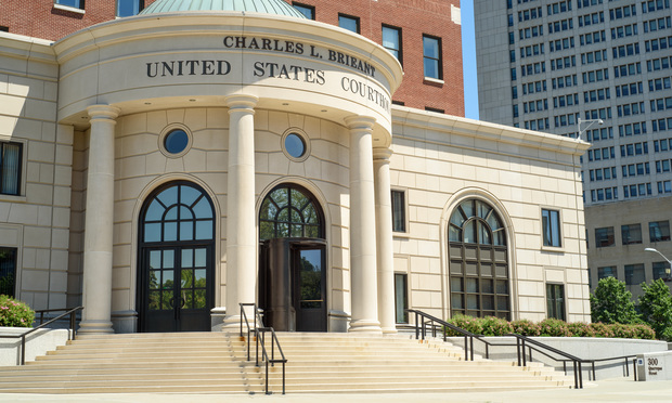 The Charles L. Brieant U.S. courthouse and federal building in White Plains, New York. Photo: Sean Wandzilak/ Shutterstock