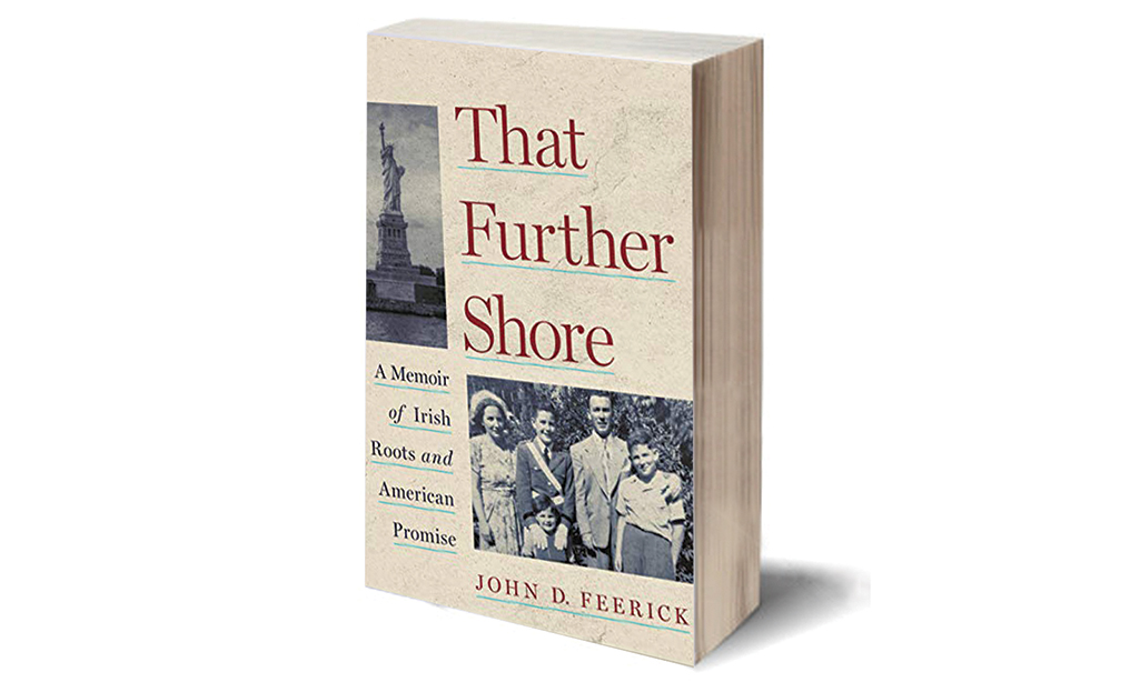 "Cover of ""That Further Shore: A Memoir of Irish Roots and American Promise"""
