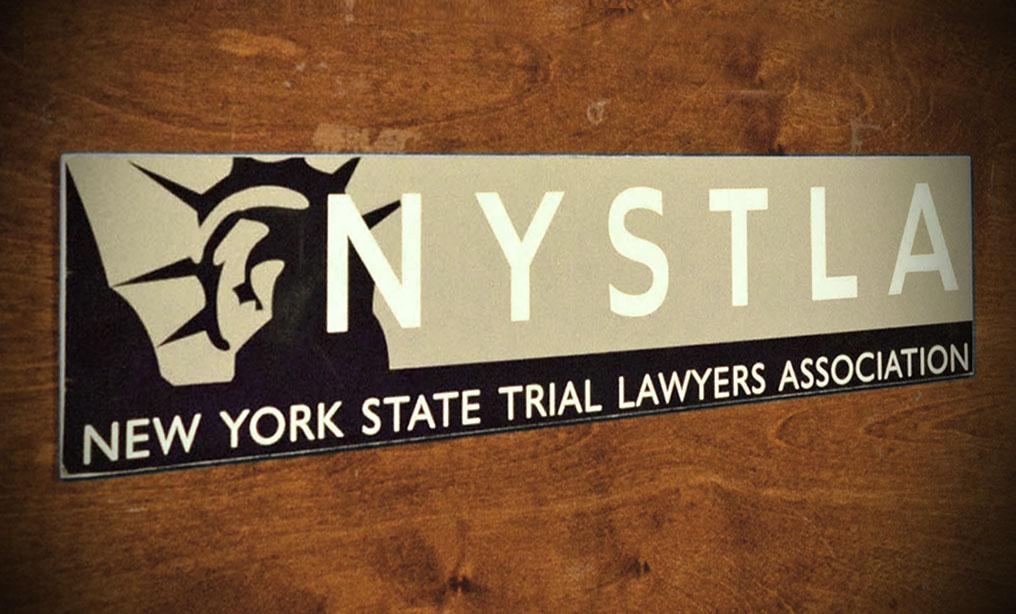 New York State Trial Lawyers Association logo