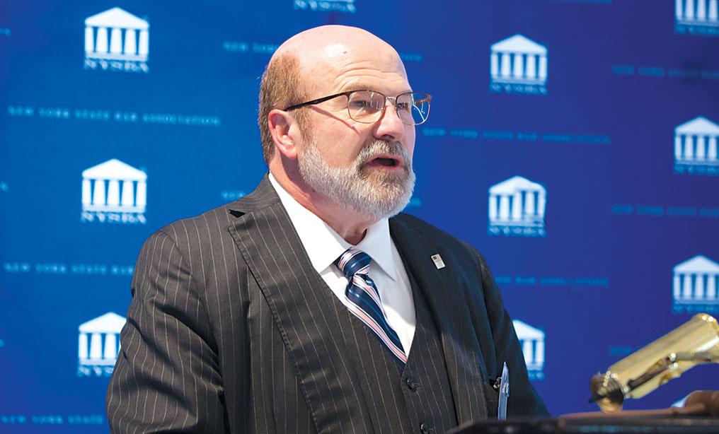 Scott M. Karson, NYSBA president. courtesy photo