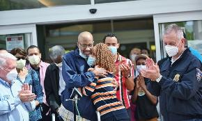 Bronx Court Officer Makes Remarkable COVID 19 Recovery