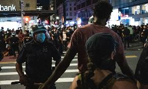 To Help NYC Protesters 500 Attorneys Volunteer With Legal Aid's New 'Cop Accountability Clinic'