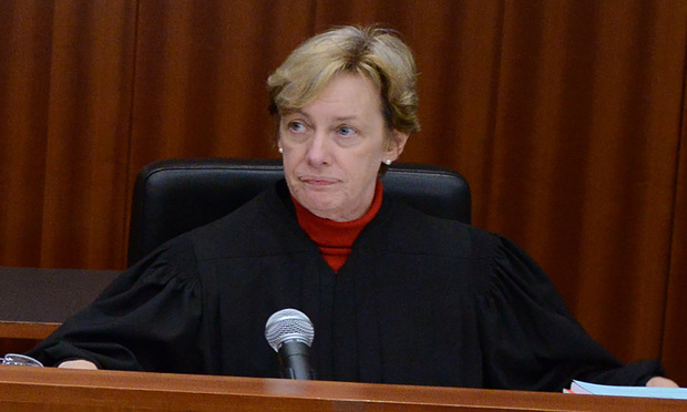 Judge Debra Livingston, of the U.S. Court of Appeals for the Second Circuit. (Photo: Rick Kopstein/ALM)
