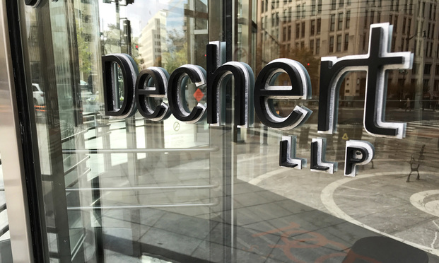 Dechert offices