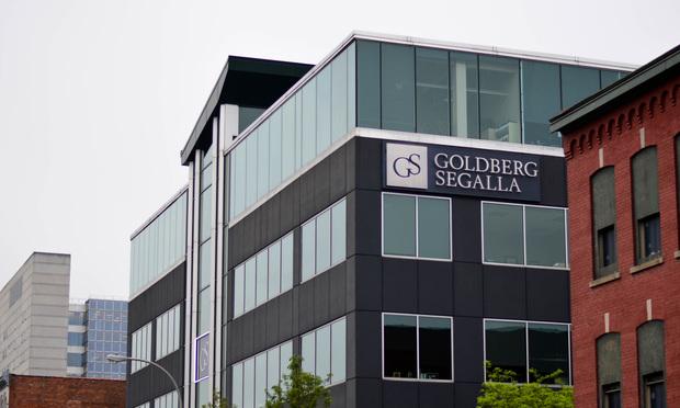 Goldberg Segalla's headquarters in Buffalo