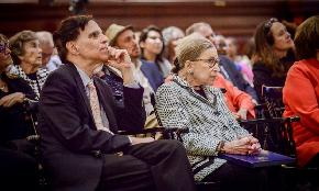 2nd Circuit Judge Robert Katzmann Reflects on Long Friendship With Justice Ruth Bader Ginsburg