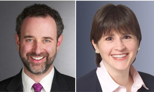 Eric Alan Stone et Catherine Nyarady