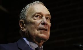 NY High Court Trims Claim Against Michael Bloomberg in Lawsuit Alleging Bloomberg L P Supervisor's Sexual Misconduct