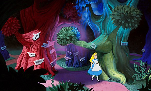 """Alice in Wonderland."""