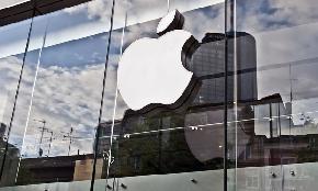 Apple Sanctions Would Go Against Norm Create Unpredictability
