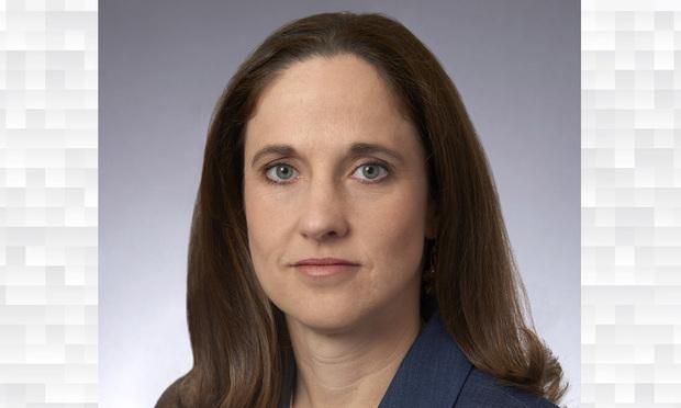 Jennifer Zachary, general counsel of Merck. Courtesy photo
