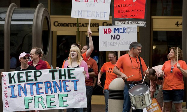 Washington Governor Signs Net Neutrality Bill Into Law