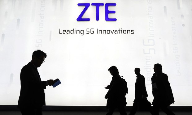 United States and UK blacklist China's ZTE