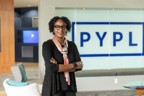 Wanji Walcott's Mission Goes Beyond Guiding PayPal Through Business Problems